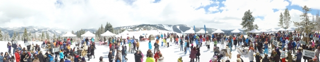 2016 Taste of Vail MountainTop Tasting
