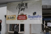 For the first time Stella Artois and it's family of beers joined Taste of Vail as the official Beer Sponsor