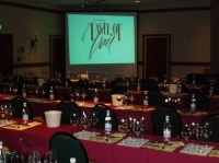 Many of Taste of Vail's various seminars are conducted in this ballroom at the Vail Marriott Mountain Resort and Spa