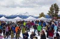 Mtn Top Picnic w/Holy Cross overview