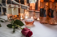 Rose' Wine at Debut of Rose with USA Today