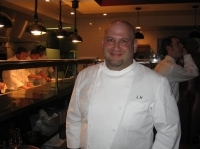 Taste of Vail Guest Chef Lee Hefter of Spago Beverly Hills.