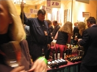 There's plenty of everything on offer at the Grand Tasting.