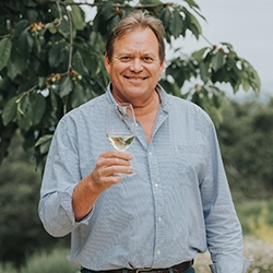 Senior Vice President, Winemaking and Viticulture Dave  Guffy