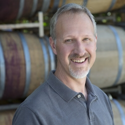 Winemaker Kevin   Hall