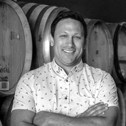 Winemaker Jade  Barrett