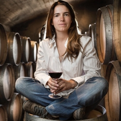 Winemaker Valeria  Antolin