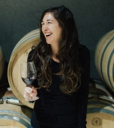 Asst Winemaker Molly  Lonborg